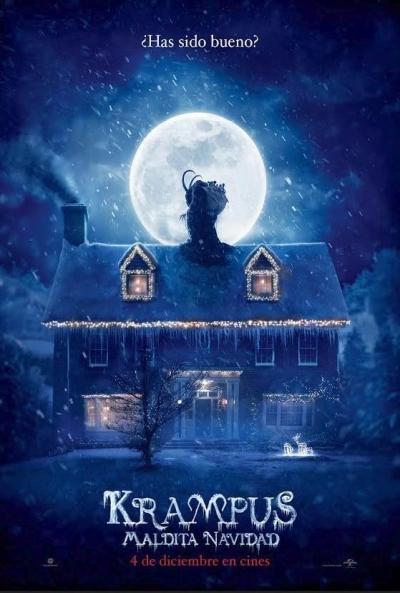 Poster Krampus: Maldita Navidad