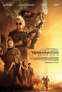 Poster Terminator: Destino Oscuro