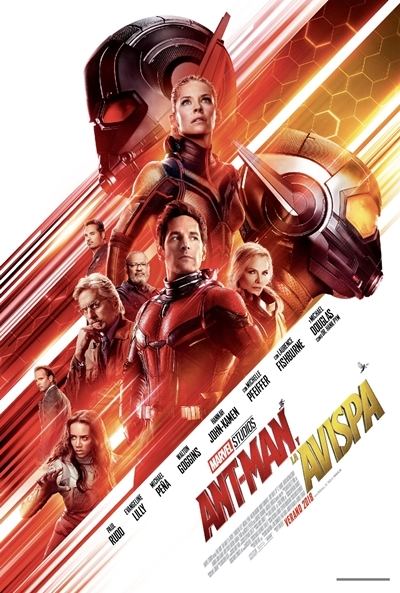 Poster Ant-Man 2: Ant-Man y la Avispa