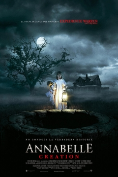 Poster Annabelle 2