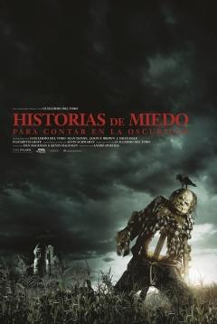 Poster Historias de Miedo para contar en la Oscuridad