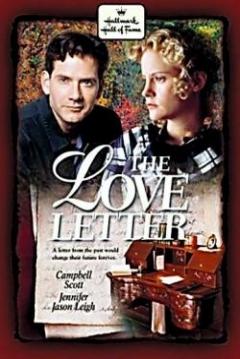 Poster La Carta de Amor