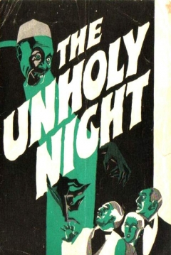 Poster The Unholy Night