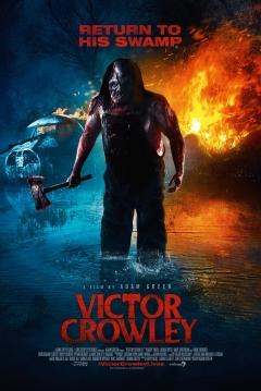 Poster Victor Crowley (Hatchet 4)