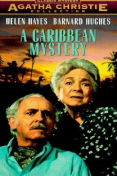 Poster A Caribbean Mystery