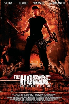 Poster The Horde