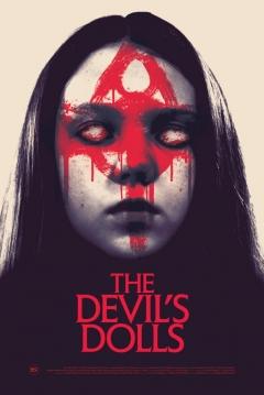 Poster The Devil's Dolls