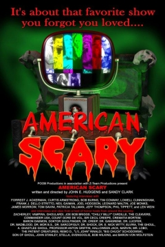 Poster American Scary