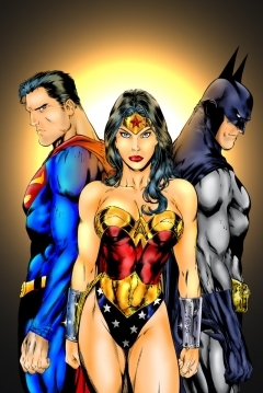 Ficha Liga de la Justicia - 2ª Parte