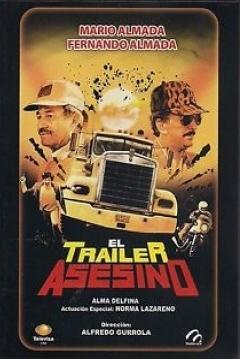 Poster El Trailer Asesino
