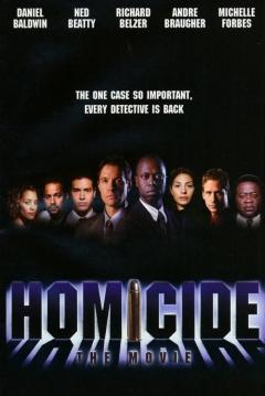 Poster Homicidio: La Película