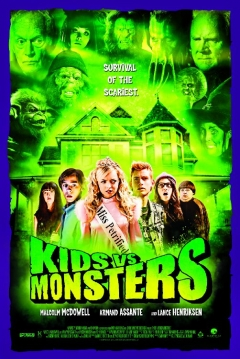 Poster Kids Vs Monsters