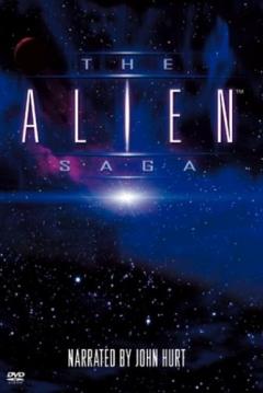 Poster The 'Alien' Saga