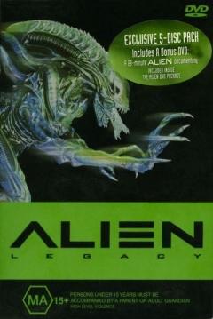 Poster El Legado de Alien