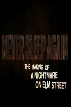 Poster Never Sleep Again: The Making of 'A Nightmare on Elm Street'