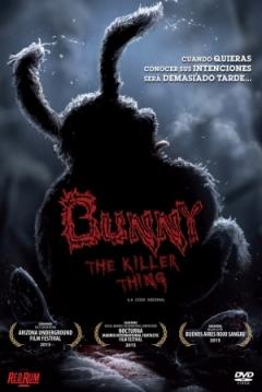 Poster Bunny, La Cosa Asesina