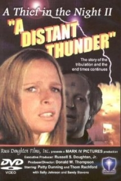 Poster A Distant Thunder