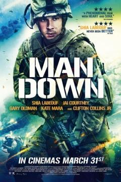 Poster Man Down