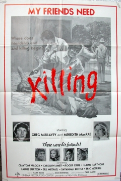 Poster My Friends Need Killing
