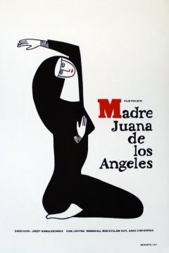 Poster Madre Juana de los Ángeles