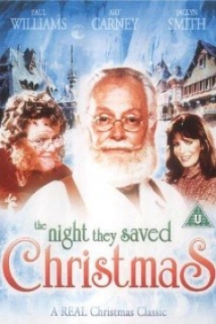 Poster The Night They Saved Christmas