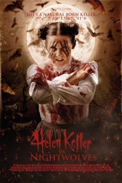Poster Helen Keller Vs. Nightwolves