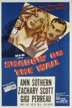 Poster Shadow on the Wall