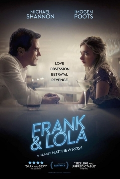 Poster Frank y Lola