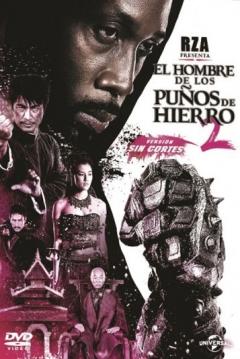 Poster El Hombre de los Puños de Hierro 2