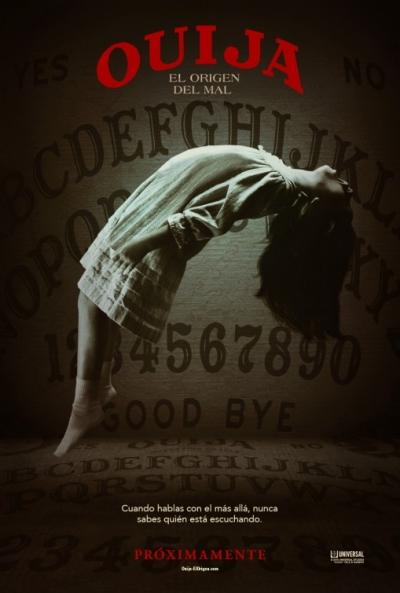 Poster Ouija 2: El Origen del Mal