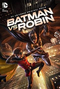 Poster Batman contra Robin