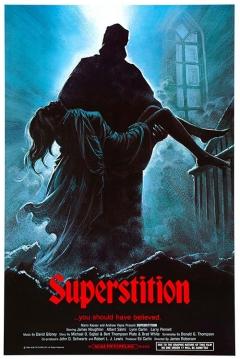 Poster Superstición (1982)