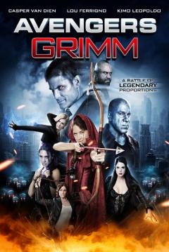 Poster Las Vengadoras de Grimm