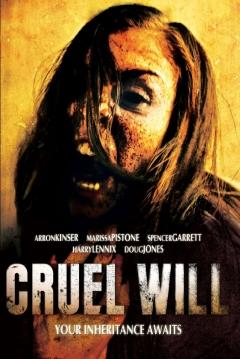Poster Cruel Will