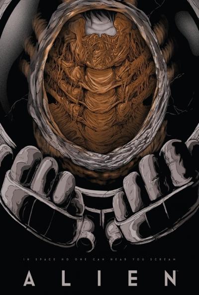 Poster Alien 5
