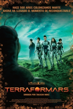 Poster Terra Formars