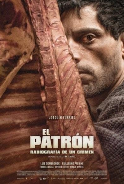 Poster El Patrón