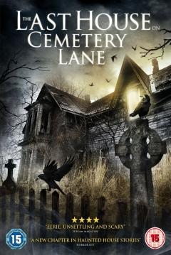Poster La Última Casa de Cemetery Lane