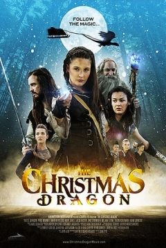 Poster The Christmas Dragon