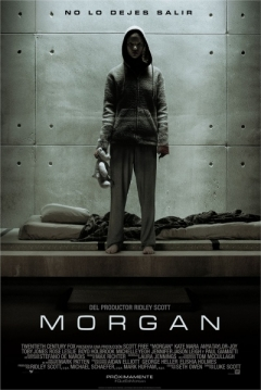 Poster Morgan