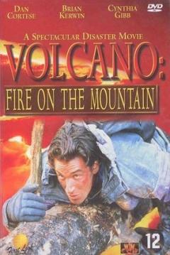 Poster Volcano: Fuego en la Montaña