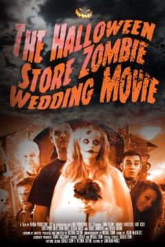 Poster The Halloween Store Zombie Wedding Movie