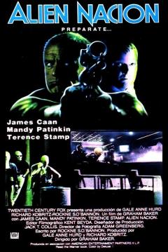 Poster Alien Nación