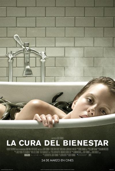 Poster La Cura del Bienestar