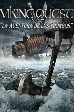 Poster La Aventura de los Vikingos