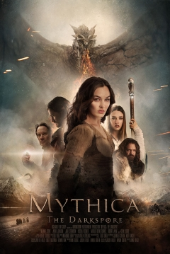 Poster Mythica: The Darkspore
