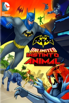 Poster Batman Unlimited: Instinto Animal