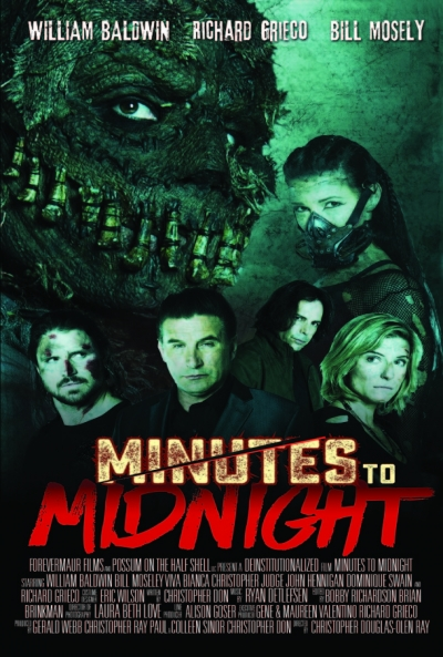 Poster Minutes to Midnight