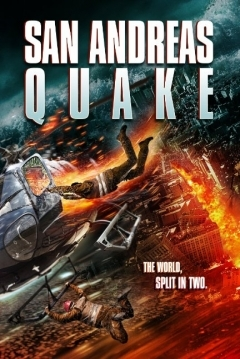 Poster San Andreas Quake