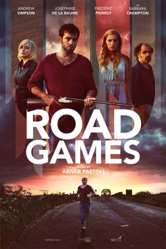 Poster Road Games
